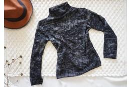 """Блуза от прозрачен материал - """"CARMEN"""""""